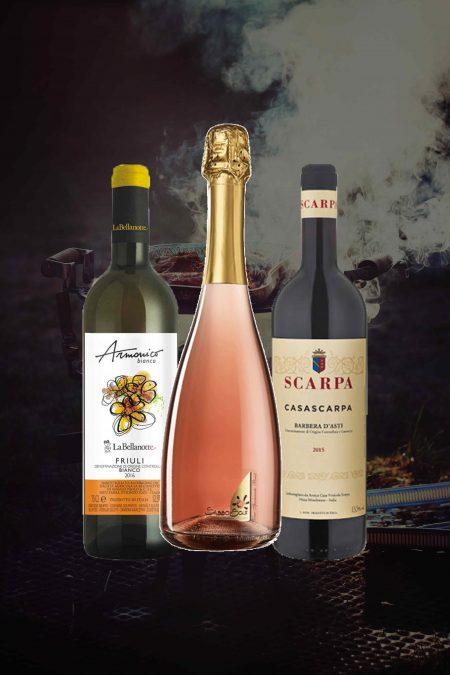 BBQ wijnpakket