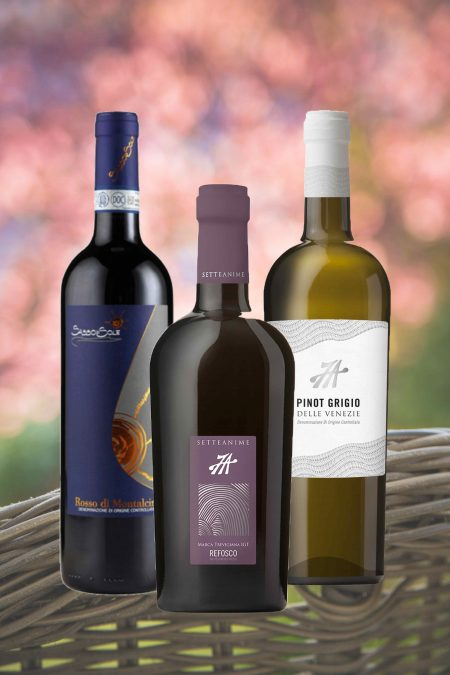 Pasen in Geuren en Kleuren Wijnpakket